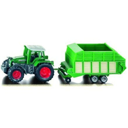 Siku 1625 Fendt Favorit 926 Vario Tractor, Hay Wagon