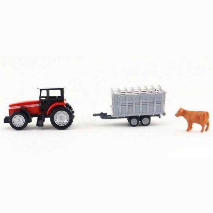 Siku 1640 Massey Ferguson 9240 Tractor, included