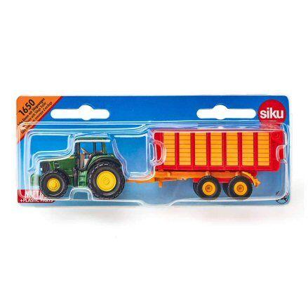 Siku 1650 John Deere 7530 Tractor, packet