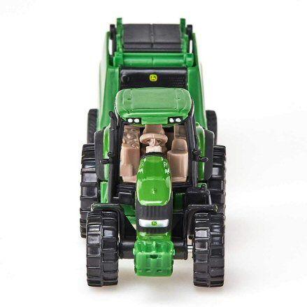 Siku 1665 John Deere 7530 Tractor, front view