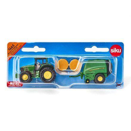 Siku 1665 John Deere 7530 Tractor, packet