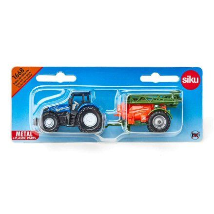 Siku 1668 New Holland T8.390 Tractor, packet