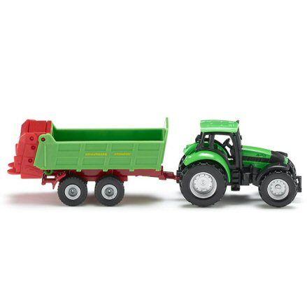 Siku 1673 Deutz Fahr Agrotron 265 Tractor, right side
