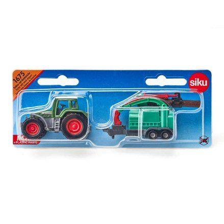 Siku 1675 Fendt Favorit 926 Tractor, packet