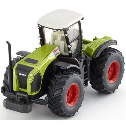 Siku 1802 Claas Xerion 5000 Tractor, left side view