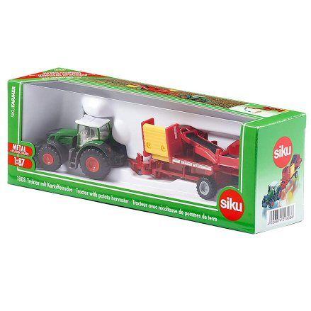 Siku 1808 Fendt 939 Vario Tractor, box
