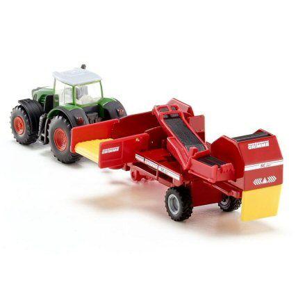 Siku 1808 Fendt 939 Vario Tractor, harvester
