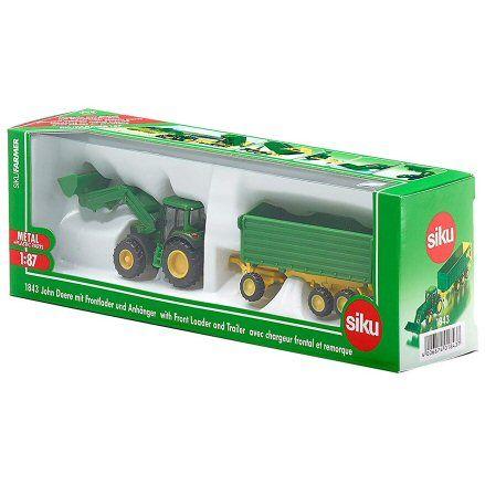 Siku 1843 John Deere 6920 S Tractor, box