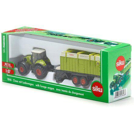 Siku 1846 Claas Axion 850, box