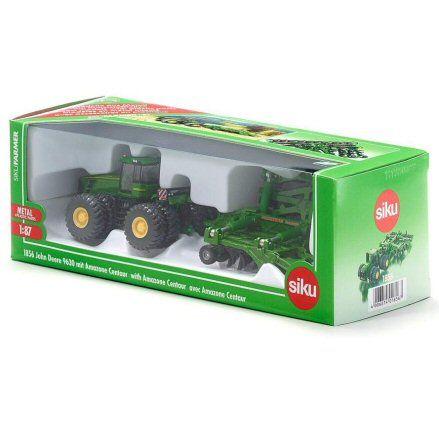 Siku 1856 John Deere 9630 Tractor, box