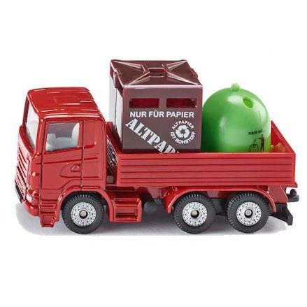 Siku 0828: Recycling Truck in Super