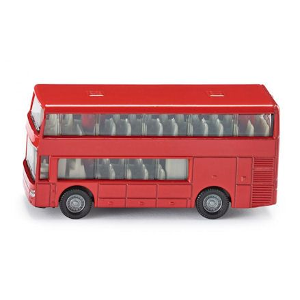 Siku Super double decker bus