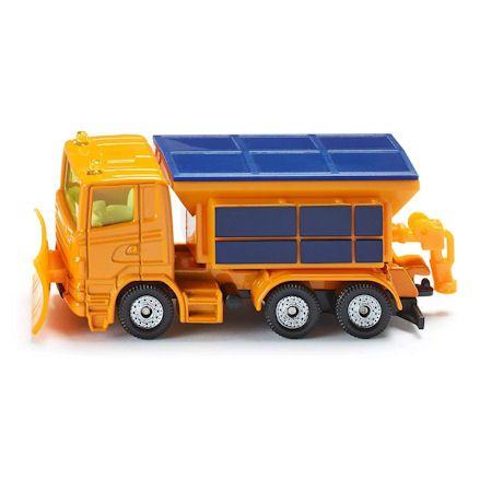 Siku Super snow plough lorry