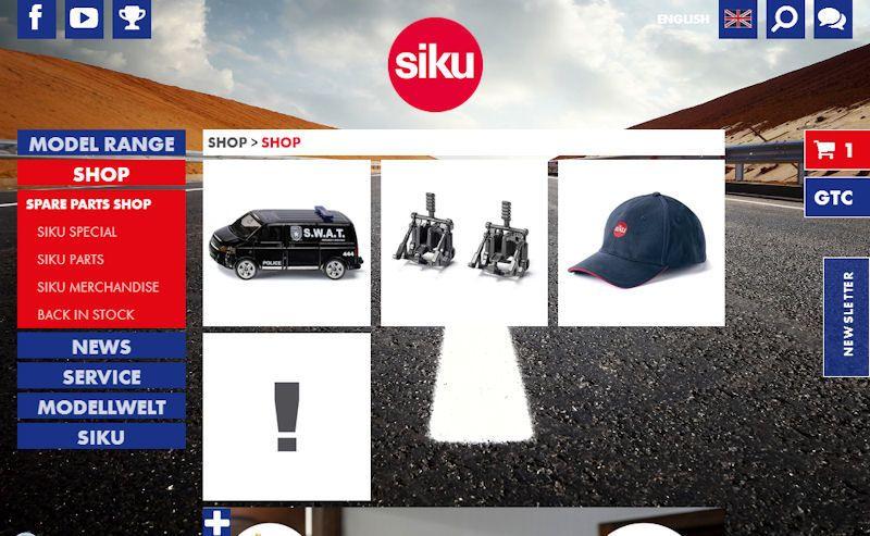 Siku official range screencap