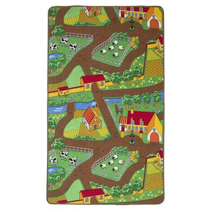 The Rug House: Country Farm Life Mat