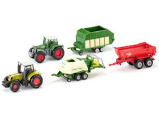 Toy Farm Vehicle Sets