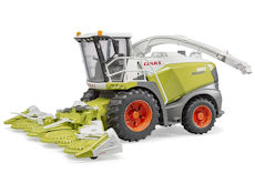 Toy Forage Harvester