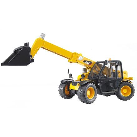 Toy telehandlers do all the leg work