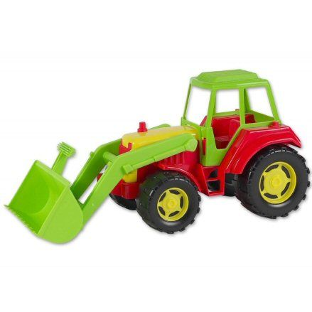 Toyland 735969 Big Tractor with Front Loader