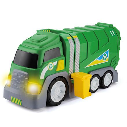 Toyrific Road Rollers Recycling Truck