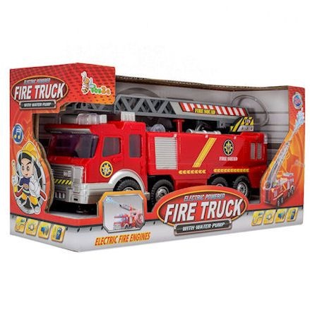 ToyZe Fire Squad with Water Pump
