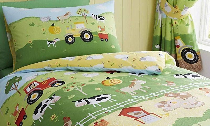 Tractor Decor Theme